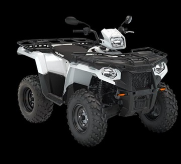 CZESCI DO QUADA polaris sportsman 570
