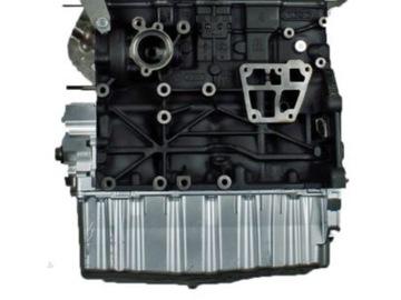 ДВИГАТЕЛЬ CAA CCH BEZ GLOWICY 2.0 TDI VW T5 T6 0 KM