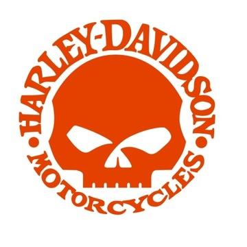 NAKLEJKI HARLEY-DAVIDSON HD Jack Daniels do15cm