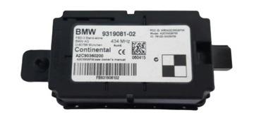 BMW 2 X1 X5 X6 I3 МОДУЛЬ ZDALNE STEROWANIE 9319081