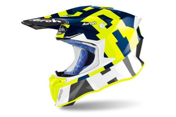 Kask AIROH TWIST 2.0 Frame Blue