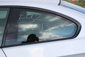 СТЕКЛО КУЗОВА TYL ЛЕВА BMW E92 COUPE