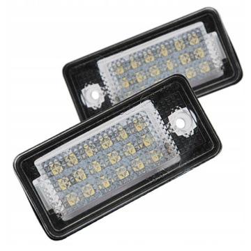 PODSWIETLENIE LED DO AUDI A3 A4 B6 B7 A6 C6 Q7