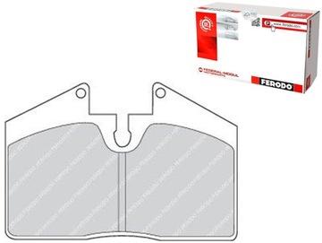 КОЛОДКИ ТОРМОЗНІЕ FERRARI 456 GT/GTA 5.5 (F116)