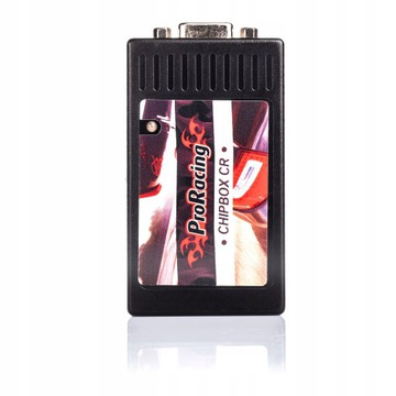 Chip Tuning Box CR2 TOYOTA PREVIA 2.0 D-4D 116KM