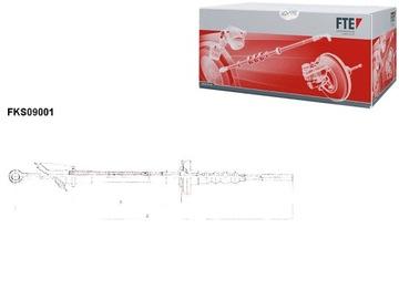 ТРОС SPRZEGLA FIAT DUCATO 1.9 D (280)