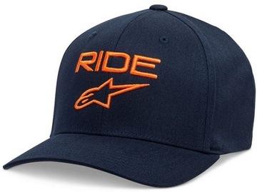 Czapka Alpinestars RIDE 2.0 navy orange