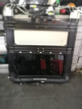 VW PHAETON 10- LIFT ЛЮК ДВИГАТЕЛЬ 3D0959591D
