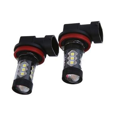 2 SZTUKI H8 / H11 ЛАМПОЧКИ PRZECIWMGIELNE LED
