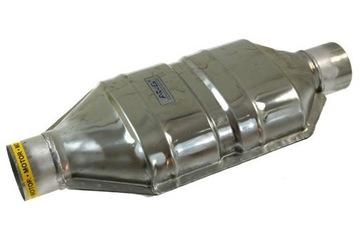 Strumienica w obudowie katalizatora fi 60 AWG
