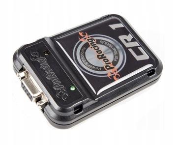 ChipTuning do LEXUS IS II 200d 150KM 220d 177KM