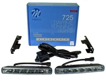 ОСВЕЩЕНИЕ ДНЕВНОЕ DRL 725 LED +GRATIS MTECH