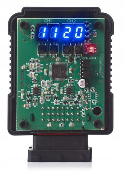 CHIP TUNING UNICATE XT AUDI A1 2.0 TDI 8X 143 KM