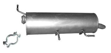 CITROEN C4 1.6 THP 2008-2009 COUPE TLUMIK KONCOWY