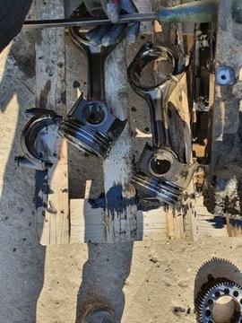 MERCEDES ACTROS MP4 TLOK KORBOWOD OM470