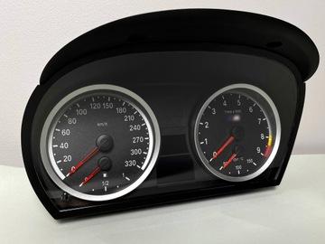 BMW E90 E92 M3 Licznik Europa - Konwersja z USA