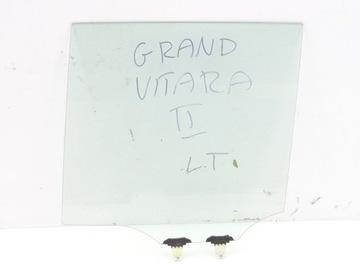 GRAND VITARA II 05-14 СТЕКЛО ДВЕРИ ЛЕВЫЙ TYŁ 5D
