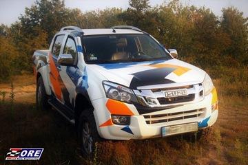 LIFT РЕСТАЙЛИНГ 2'' ISUZU D-MAX OD 2012