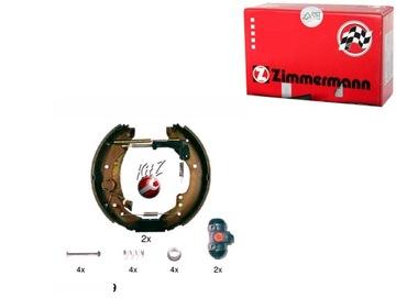 SZCZEKI HAMULCOWE FIAT DUCATO 2.0 JTD (230L)
