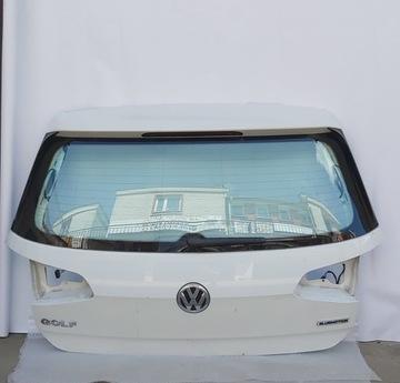 КРЫШКА БАГАЖНИКА KOMPLETNA VW GOLF VII 2018 ROK