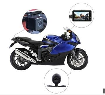 G550 MOTO REJESTRATOR KAMERY MOTOCYKLOWEJ GPS AUTO