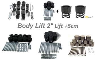 Body Lift 2  Lift +50mm Różne Modele 4x4