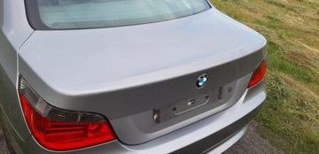 КРЫШКА БАГАЖНИКА SILBERGRAU A08/7 BMW E60 SEDAN
