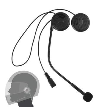 SŁUCHAWKI BT5.0 с Bluetooth Каск фотоцикл сделать каску