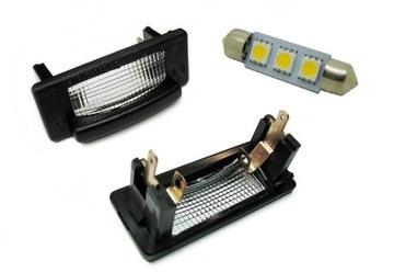 MERCEDES LT ОСВЕЩЕНИЕ TABLICY LAMPKA + LED