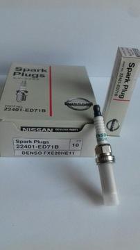 СВЕЧА NISSAN 22401-ED71B DENSO FXE20HE11