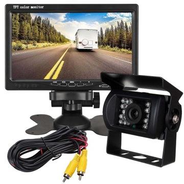Камера COFANIA автобусе МДП диоды 18 ИК-монитор 7  10м
