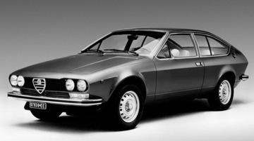 ALFA ROMEO ALFETTA GT/GTV СТЕКЛО ЛОБОВОЕ 74-77