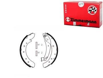 SZCZEKI HAMULCOWE FIAT DUCATO 2.0 BIPOWER (244. Z_