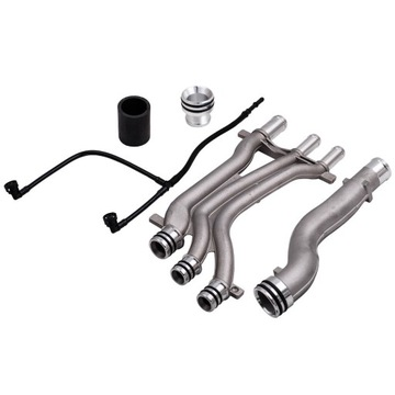 АЛЮМИНИЕВЫЙ COOLANT PIPE DO PORSCHE CAYENNE 4.5 V8