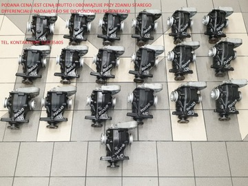 ДИФФЕРЕНЦИАЛMOST BMW E87 E90 3.91 REGENEROWANY 7524325
