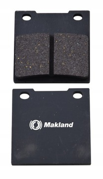 Klocki Hamulcowe Сузуки системы GSX 600 F в 88-06 Tył
