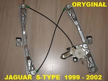 JAGUAR S-TYPE СТЕКЛОПОДЬЕМНИК PRZÓDЛЕВЫЙ 1999-2002