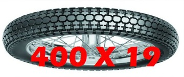 OPONA 19 X 400 MITAS H02 M72 IZ JUNAK BMW K750