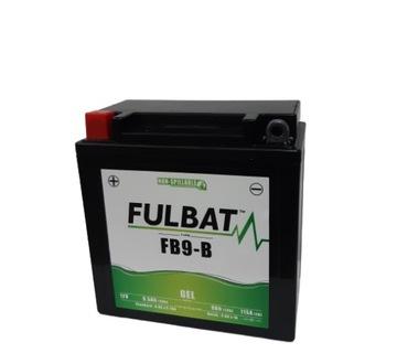 FULBAT FB9-B GEL(YB9-B GEL)