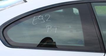 СТЕКЛО КУЗОВА TYL ЗАДНЯЯПРАВАЯ BMW E92 COUPE