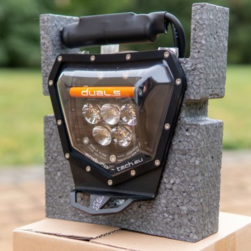 LED ФАРА DUAL.5 KTM 125-500 EXC/-F 2014-20 BL-OR