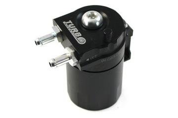 Oil catch tank TurboWorks PRO Black 10,15 mm