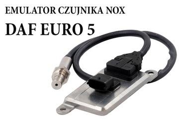 EMULATOR CZUJNIKA NOX DAF EURO 5! КОМПЛЕКТНЫЙ