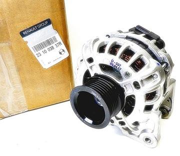 ORYG alternator Megane Clio III Duster 1.4 1,6 16V