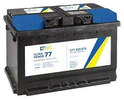 АККУМУЛЯТОР CARTECHNIC ULTRA POWER 77AH 780A P+