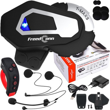 INTERKOM BLUETOOTH FREEDCONN T-MAX S V3 Pro +Pilot