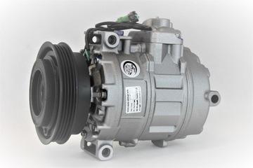 Компрессор кондиционера VW PASSAT B5 ПОСЛЕ LIFCIE