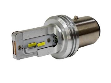 ЛАМПОЧКА LED CSP BA20D H6 S2 3000 LM / 20 WAT