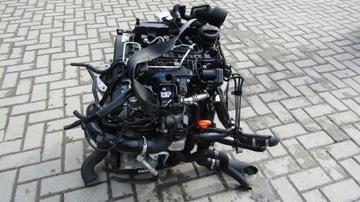 ДВИГАТЕЛЬ VW SKODA SEAT 1.2 TDI CFW CFWA КОМПЛЕКТНЫЙ #@