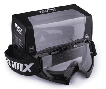 GOGLE ENDURO CROSS ATV IMX MUD BLACK
